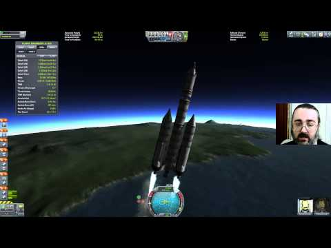Kerbal Space Program: The Platinum Puffin flies!
