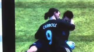 FIFA 12 Loving Kiss