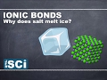 Ionic Compounds and Bonds: Why does salt melt ice?