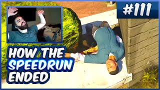 I Get Food Poisoning On Stream - How'd The GTA Speedrun End - Ep 253
