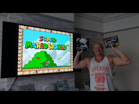 Retro Gaming On LG B8 OLED With Sony And Nintendo,any Good?