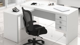 Mesa para Computador Office Me4106 - Tecno Mobili - Panorama Moveis