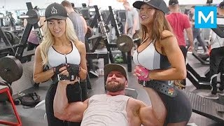 NEXT LEVEL BODYBUILDING   Bradley Martyn   Muscle Madness