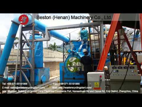 Waste Plastic Pyrolysis Plant for Sale/Plastic Pyrolysis Plant Manufacturer