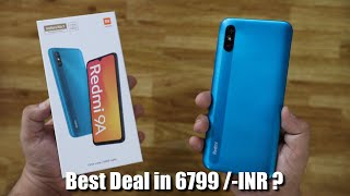 Redmi 9A Unboxing And Review I India Retail Unit
