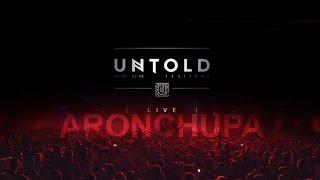 UNTOLD LIVE: AronChupa @ Untold Festival 2015 HD Full Set