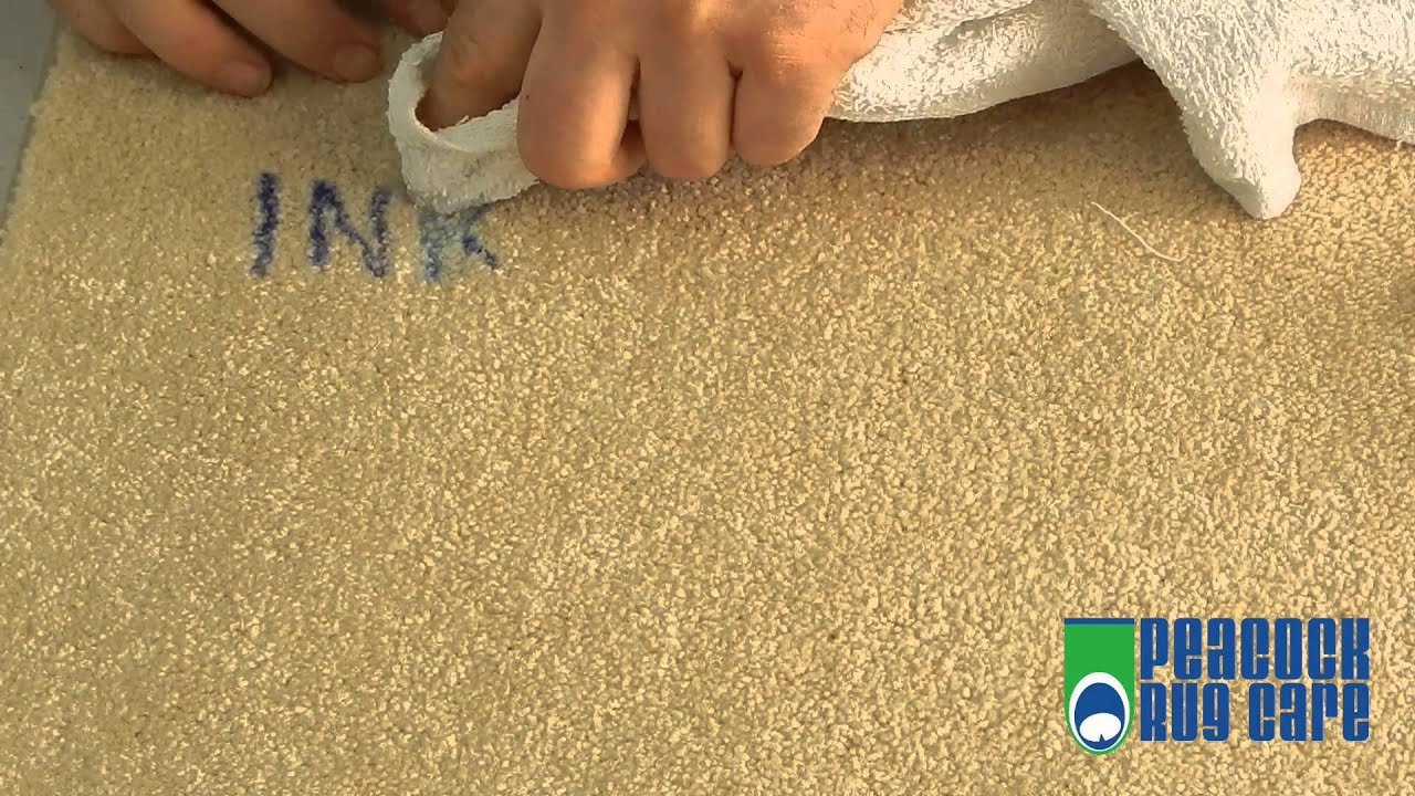 Removing ink stain from carpet Stains Out How To Remove Ink From Carpets Youtube How To Remove Ink From Carpets Youtube