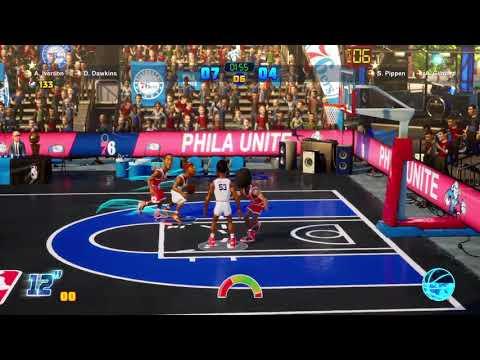 NBA 2K Playgrounds 2 Season Mode Game 3  