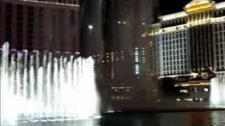 Faith Hill This Kiss Las Vegas Bellagio Water Dance