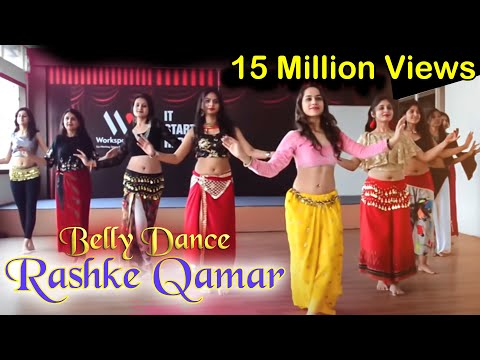 Belly dance on