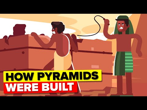 Evidence Reveals How the Pyramids Were Actually Built