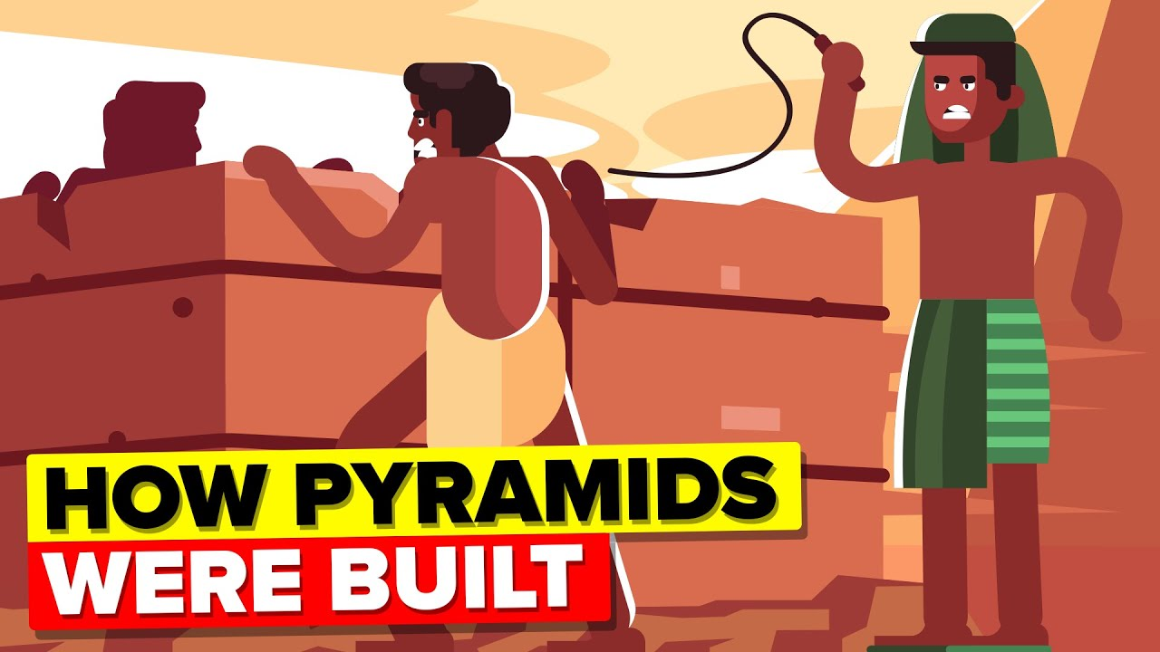 Download Evidence Reveals How the Pyramids Were Actually Built