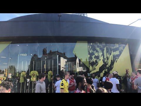 Watford V Arsenal Live Starting 11