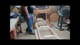 Building A Portable Sawmill Part 6