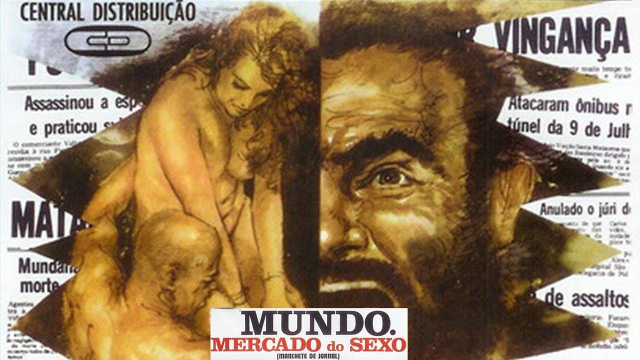 Mundo, Mercado do sexo - Filme Completo (José Mojica Marins)