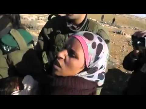 Israeli army arrests Palestinian woman and her baby