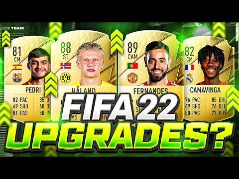 FIFA 22 Ultimate Team Upgrades?