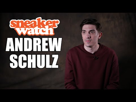 Andrew Schulz: Yeezys Are Garbage, Fake A** Roshe Runs