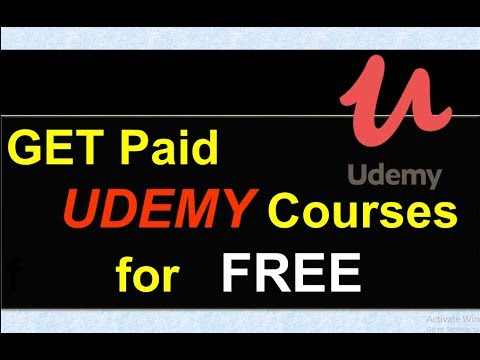 Get Udemy paid course for free 2019 || Download udemy courses free ||  Tricky take