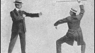Bartitsu: the Gentlemanly Art of Self Defence
