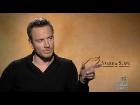 Michael Fassbender  12 YEARS A SLAVE