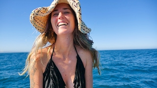 How it feels to see land after 15 days at sea!  Sailing SV Delos Ep. 108