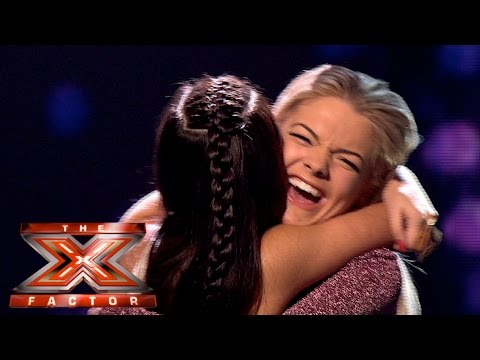 Louisa Johnson bags Rita Ora's first place at Live s  Judges Houses  The X Factor 2015