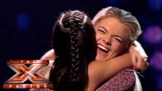 Louisa Johnson bags Rita Ora's first place at Live Shows | Judges Houses | The X Factor 2015