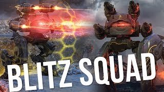 🔴 War Robots - Fun Battles With Blitz Squad + Gold Giveaway | VØX Live Stream Gameplay