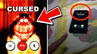 """What Happens When You FaceTime """"Smile Dog"""" (Very Evil Creepypasta)"""