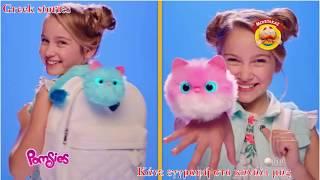 e6638a4cdb4 15 Λεπτα Σχολικεσ Τσαντεσ Peppa Pig Paw Patrol Barbie Spiderman Cars Thomas  Jumbo Σχολικα 2018 Bags. Следующие видео. Pomsies 😻 Ζωακια Χνουδωτα 😽 Με  ...
