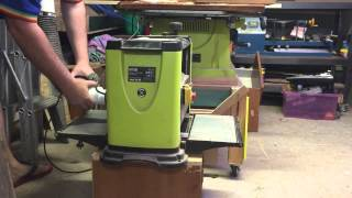 I Built A Trolley For My Ryobi Thickness Planer