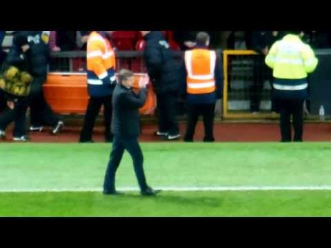 Ole Gunnar Solskjaer back at Old Trafford