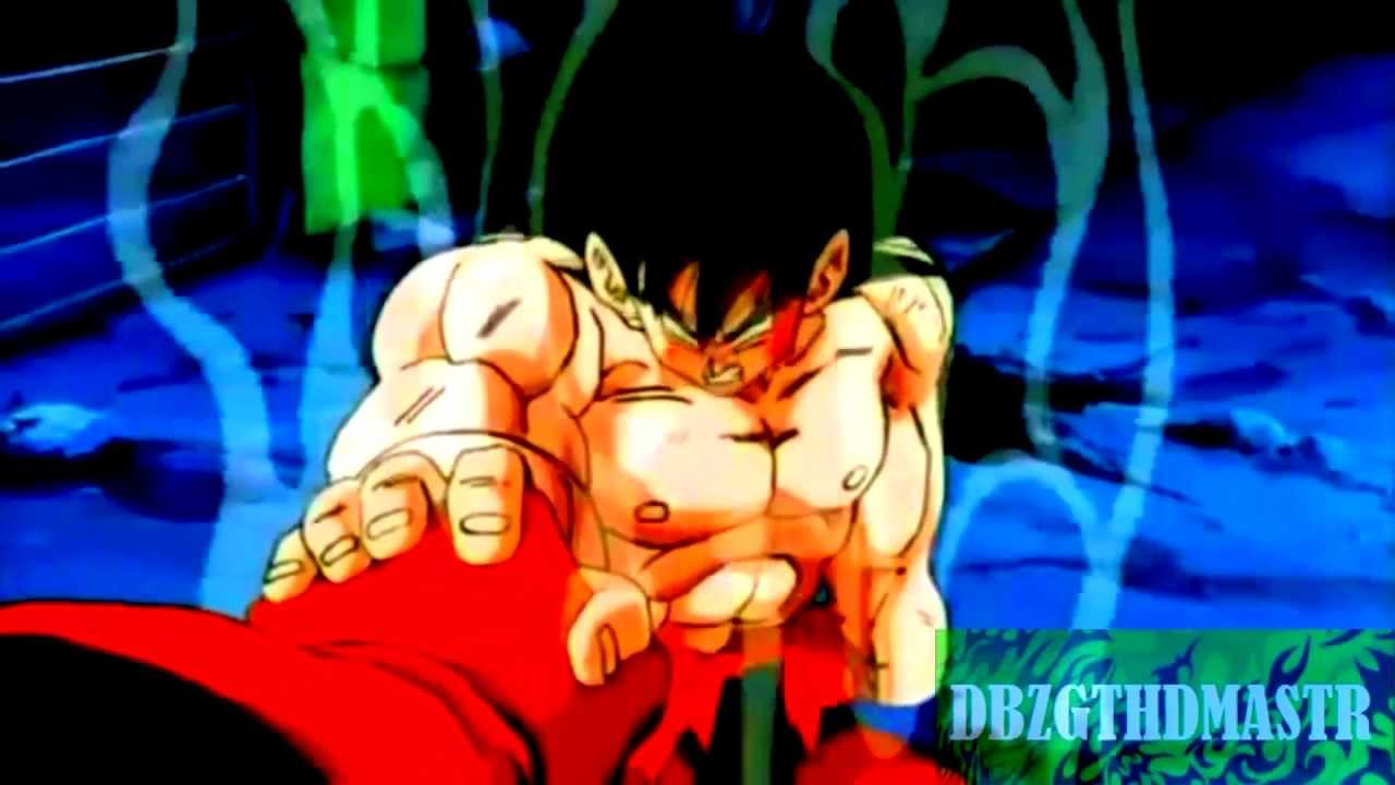 Goku se transforma en semi ssj-1080p HD - YouTube