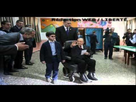 Présidentielle du 17 avril 2014: Bouteflika a voté !