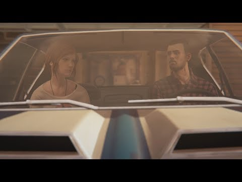 Life Is Strange Before The Storm Episode 1 Tell David Off & Listen to David