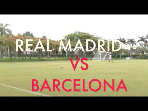 Doral Isles Soccer Friends - Real Madrid vs Barcelona