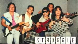 Struggle - Tina ( lirik )