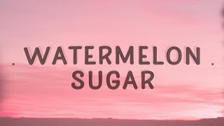 Baixar Harry Styles - Watermelon Sugar (Lyrics)