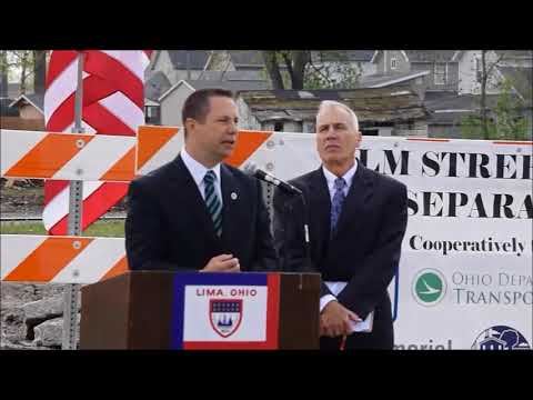 Eastside Grade Separation Groundbreaking -- May 10, 2018