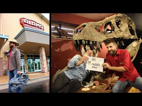 Fossil vs Fantasy - LIVE with Paleontologists Dr. Robert Bakker and Matt Mossbrucker