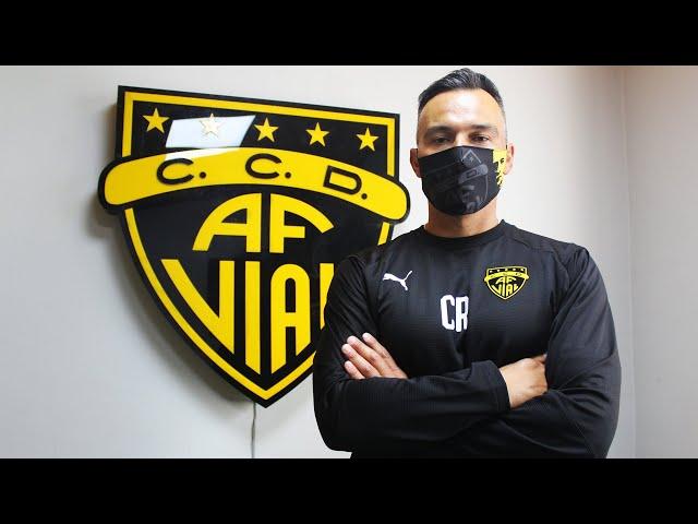 Claudio Rojas Muñoz | Nuevo DT del Inmortal 2020