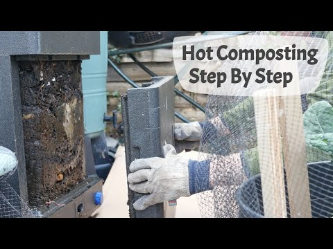 Hot Composting - How To Make Compost In 4 to 6 Weeks
