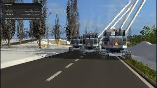Berta SnowBlower 3 Combines WIP Farming Simulator 2017