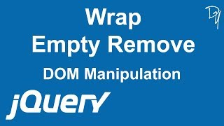 jQuery - Wrap elements and Remove elements #10