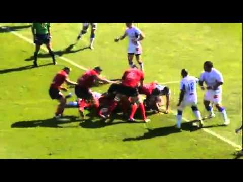 Top 14 J6 Toulon - Castres 33-12 2012-2013