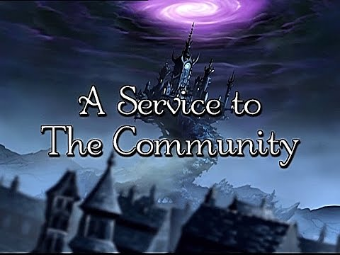 W.I.T.C.H. Season 1 - Episode 05 (A Service to the Community)