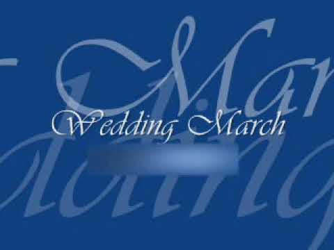 Mendelssohns Wedding March