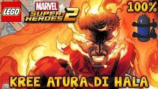 LEGO Marvel Super Heroes 2 100% Guida Minikit - Kree Ature Di Hala - Tutti i Minikits