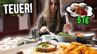 Wir TESTEN das TEUERSTE Restaurant in Köln.. 😧 (mit Freundin)